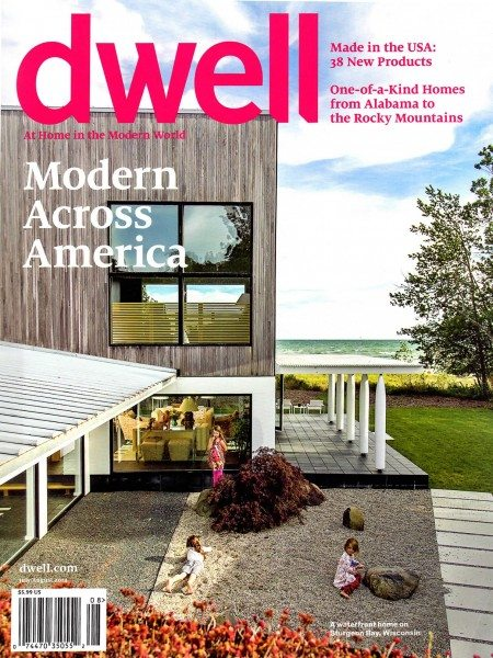 14 July Dwell_Cover