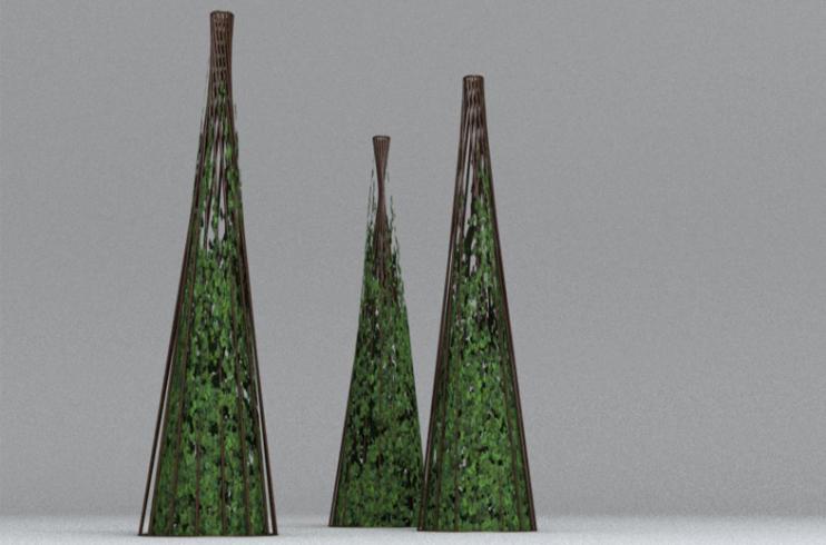Poison Ivy Obelisk