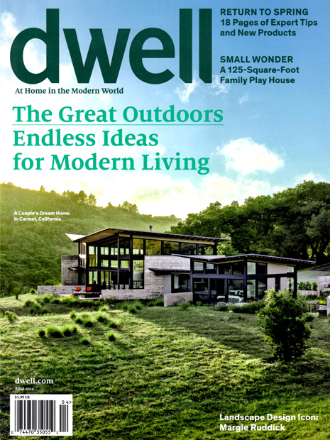 Dwell 2014 Cover